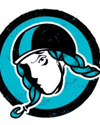 Blue Ridge Logo - Icon With Circle - Color RGB