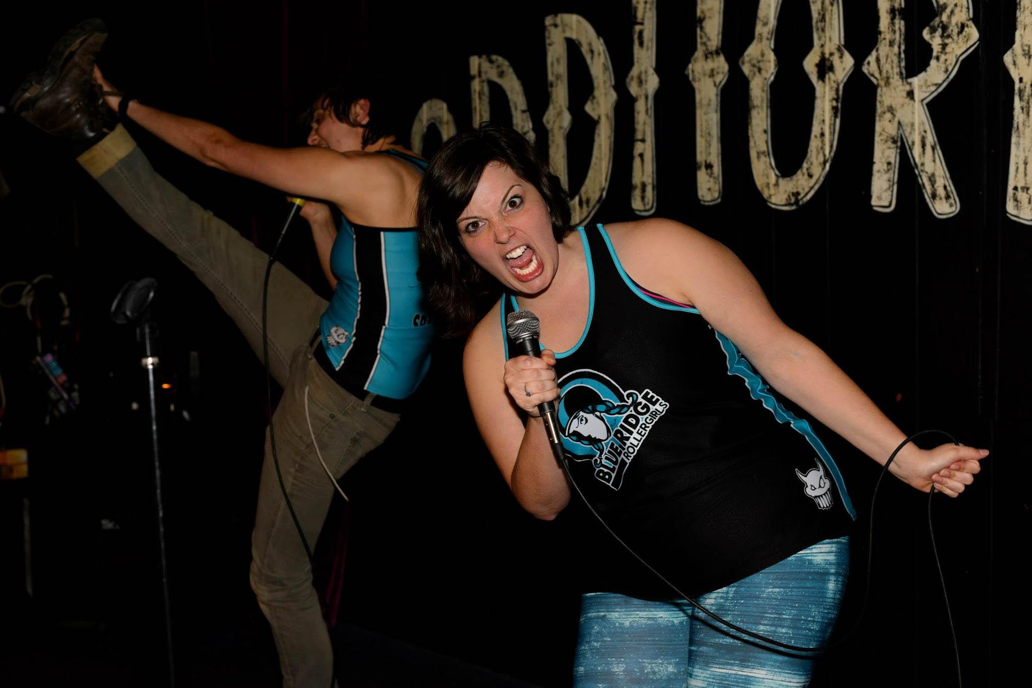 Karaoke at The Odditorium
