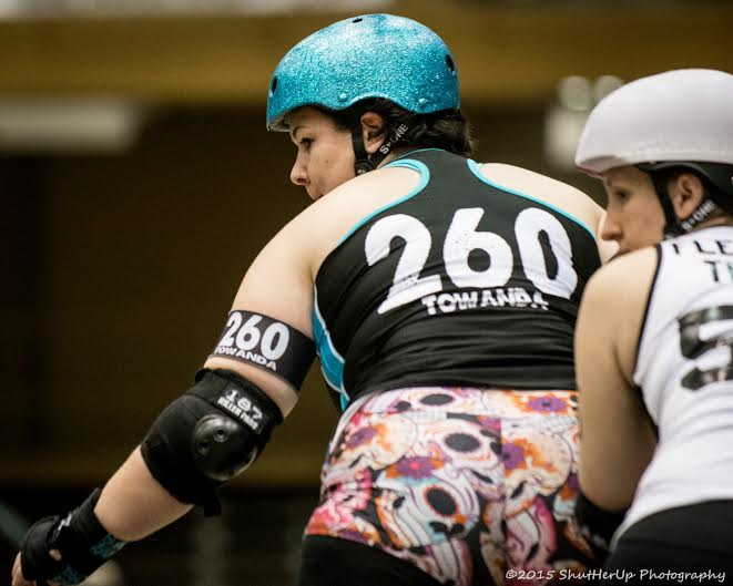 Five Lessons I've Learned from Roller Derby